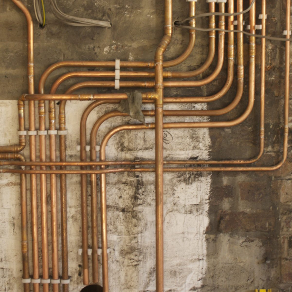 Pipes and Plumbing Graydon Faulstick