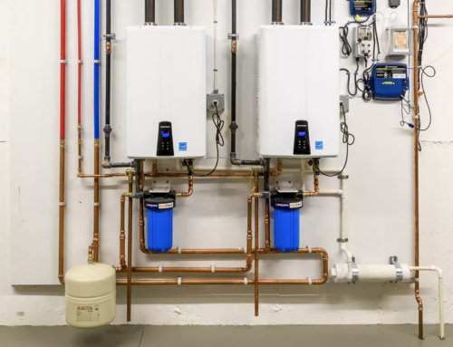 What's the Deal with Tankless Water Heaters?